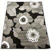 House Additions Fontanelle Grey Area Rug