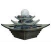 House Additions Polyresin Tiered Fountain