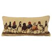 House Additions Ducks Fabric Draught Excluder