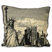 House Additions Cities Cushion Cover