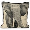 House Additions Elephant Cushion Cover