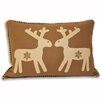 House Additions Reindeer Cushion Cover