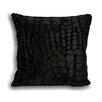 House Additions Kissenbezug Alligator aus 100% Baumwolle
