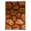 House Additions Brook Handmade Brown Area Rug