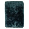 House Additions Pearl Blue Area Rug