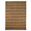 House Additions Wheat Hand-Tufted Brown Area Rug