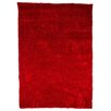 House Additions Grande Vista Red Area Rug