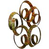 House Additions Abstract Circles Wall Décor