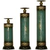 House Additions Kerzenhalter Art aus Metall