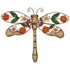 House Additions Dragonfly Original Painting Plaque