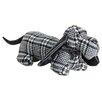 House Additions Türstopper Doggy aus Stoff