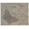 Lily Manor Bonnette Wall Mounted Notice Memo Board