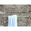 House Additions Wandmontierte 66 cm Handtuchstange Scroll