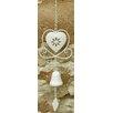House Additions Wandhängende Glocke Heart