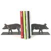 House Additions Pair Of Pig Bookends