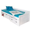 House Additions Badge European Single Mate's Bed