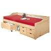 House Additions Magda European Single Mate's Bed