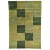 House Additions Ciampa Hand-Tufted Green Area Rug