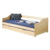 House Additions Laura Mate's Bed with Trundle