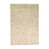 House Additions Textures Hand-Tufted Beige Area Rug