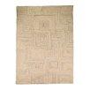 House Additions Handgetufteter Innentepich Textures in Braun