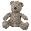 House Additions Türstopper Bear aus Wolle und Polyester