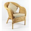House Additions Jasper Rattan Chair