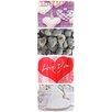 House Additions Coeur Love You Wall Decor