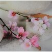 House Additions Wanddekoration Orchideenzweig