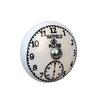 House Additions 4-tlg. 4-tlg. Knauf-Set Hatfield and Ross Clock