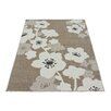 House Additions Claremont Taupe Area Rug