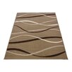 House Additions Sensation Chocolate Area Rug