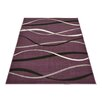 House Additions Sensation Plum Area Rug