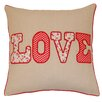 House Additions Love Scatter Cushion