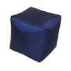 House Additions Square Pouffe Ottoman