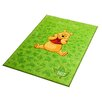 House Additions Fairytale Green Area Rug