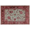 House Additions Annecy Louvre Rose Area Rug