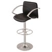 House Additions Carlo Swivel Adjustable Bar Stool