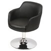 House Additions Donnino Swivel Barrel Chair