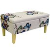 House Additions Storage Ottoman