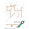 House Additions Animals on the Underground Barking Graphic Art