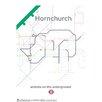 House Additions Poster Animals on the Underground Hornchurch, Grafikdruck