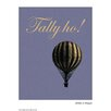 House Additions Trinkets and Trumpets Tally Ho Graphic Art