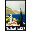 House Additions Vintage Travel Italian Lakes Vintage Advertisement