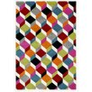 House Additions Multicoloured Area Rug
