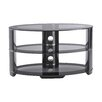 """House Additions Los Tint TV Bench for TVs up to 42"""""""