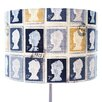 House Additions 40cm Stamp Drum Lamp Shade