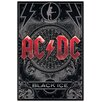 House Additions 'Black Ice' by AC/DC Vintage Advertisement Plaque