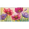 "House Additions ""Fantasia Di Anemoni"" by Tartagni Art Print Plaque"
