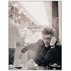 "House Additions Schild ""James Dean NYC 1955"" von Stock, Fotodruck"